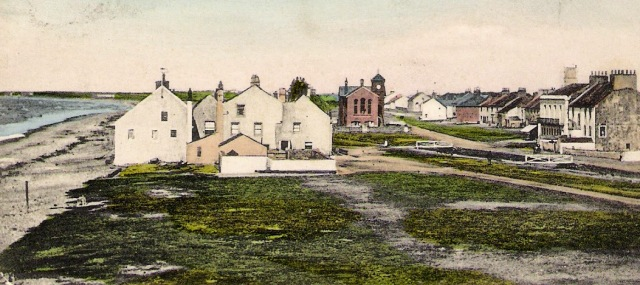 Allonby, postcard, from Peter Ostle's blog