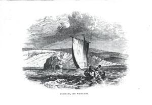 'Dredging off Weymouth', from PH Gosse's The Aquarium