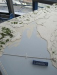 The Solway Firth 'gateway' on NWE2's model