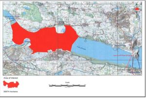 CLNR's Kincardine licence area