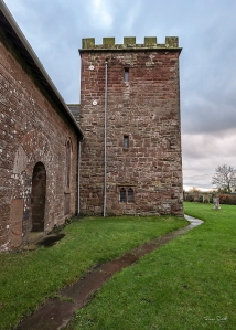 The fortified tower (c) Fiona Smith Photography