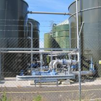 The biodigester