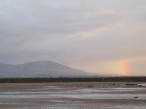 A rainbow fragment