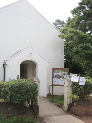Port Carlisle chapel