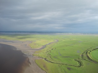 Rockliffe from the air (photo: Ann Lingard)